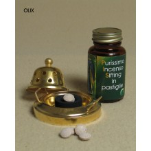 OLIX INCENSE TABLETS